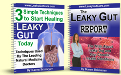 Free Reports to Overcoming Leaky Gut Syndrome